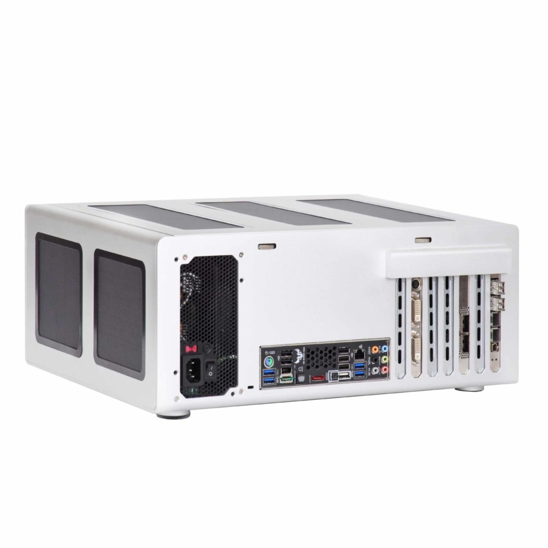 DaqScribe Solutions Network Recorder DDR7000-D
