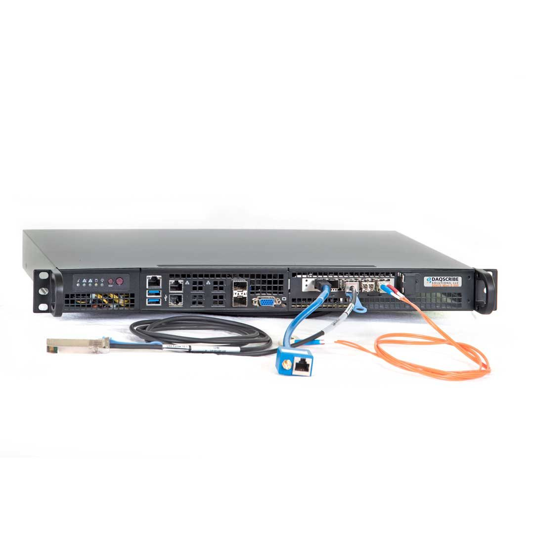 2 x 25GbE Capture & Record System